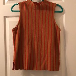 Moth by Anthropologie sweater tank size medium